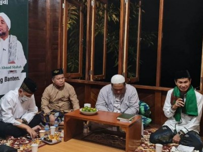 Haul H Sofyan Wanggai Papua di Mushala Padepokan Gus Dur