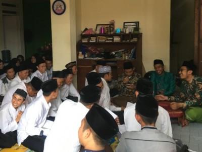 Ramadhan Bersama Mahasiswa NU di Sekolah Tinggi Akutansi Negara