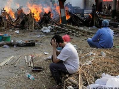 Penyebab Lonjakan Kasus Positif Covid-19 di India