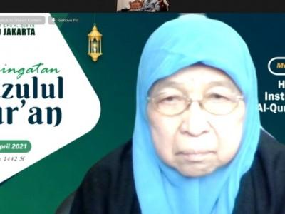 Rektor IIQ Jakarta: Perempuan itu Pilar Negara