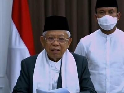 Wapres Kiai Ma'ruf Ajak Bangsa Indonesia Lindungi Alam