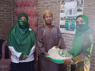 Bagi Paket Beras sampai Takjil Gratis Warnai Ramadhan NU Pringsewu