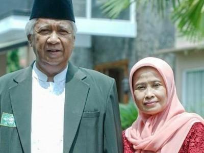 Innalillahi,Mantan Ketua PCNU Kebumen 2 Periode KH Masykur Rozak Wafat