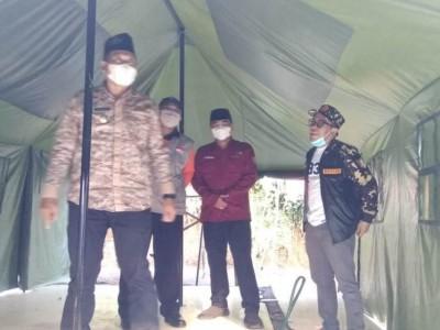 NU Care Salurkan Tenda dan Masjid Darurat Bantu Warga Terdampak Gempa Malang