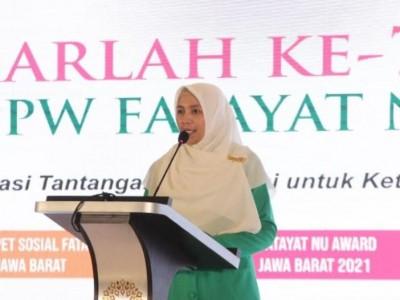 Fatayat NU Jabar Jadikan DSF sebagai Perhatian ke Masyarakat