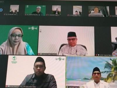 Pergunu Sulsel Bahas Esensi Al-Qur'an di Era Digital dan Pandemi