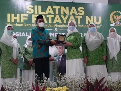 Ikatan Hafizah Fatayat NU Hadir Aktualisasikan Aswaja Annahdliyah