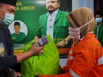 Ansor Jambi Ingatkan Kader Tak Mudik dan Patuhi Prokes