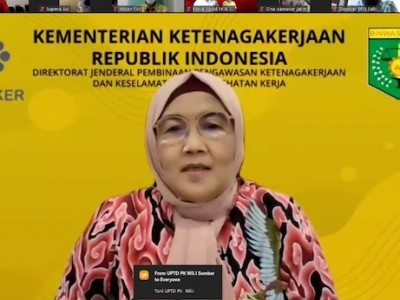 Kumpulkan Kadisnakerse-Indonesia, Kemnaker: Pengusaha Lalai Berikan THRAkan Dikenakan Sanksi