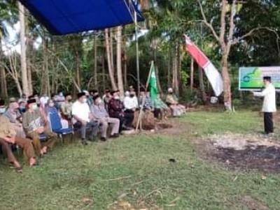 Masjid KH Hasyim Asy'ari di Selayar akan Jadi Pusat Amaliah dan Tradisi NU