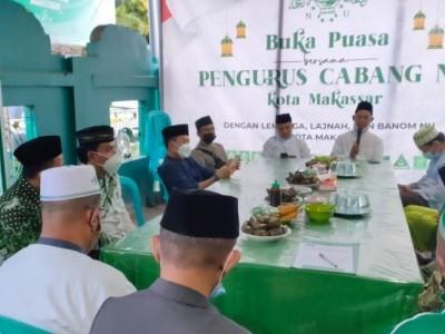 Buka Puasa Bergilir, Cara NU Makassar Rawat Kekuatan Jamiyah