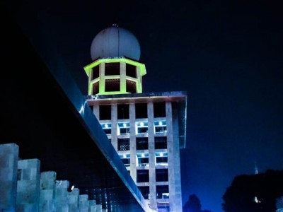 Masjid Istiqlal Jakarta Meniadakan Shalat Idul Fitri 1442 H
