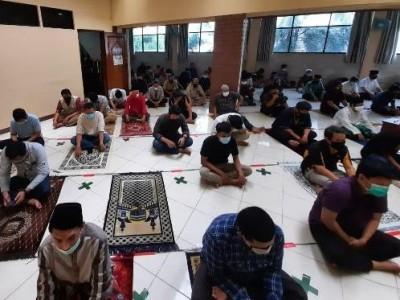Shalat Id, LTM PBNU Imbau Takmir Masjid Perketat Protokol Kesehatan