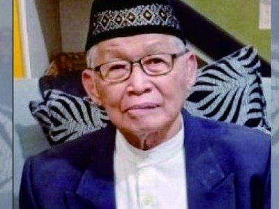Innalillahi, Mustasyar PCNU Blora KH Machsun Usman Wafat