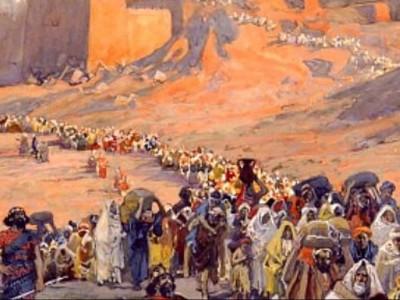 Sejarah Bani Israil (3): 12 Klan dan Diaspora Mereka