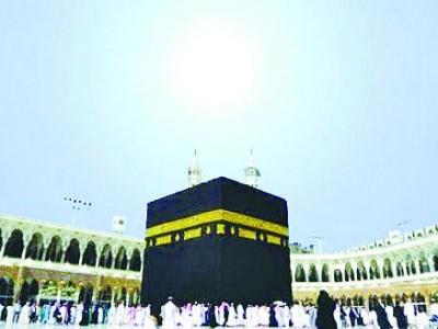 Matahari Akan Berada Tepat di Atas Ka'bah pada Kamis, 27 Mei