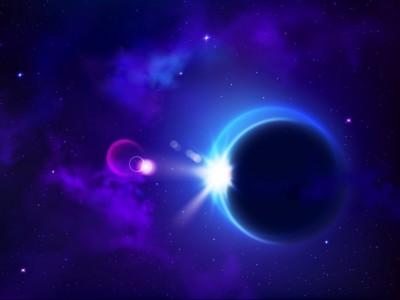 Khutbah Gerhana: Betapa Teraturnya Peredaran Bumi-Bulan-Matahari