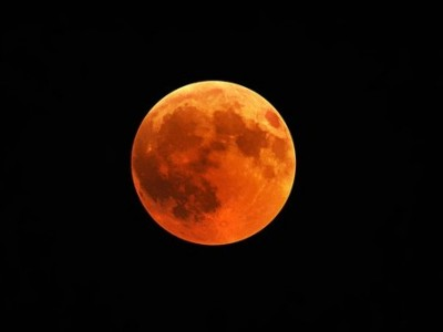 Gerhana Bulan Kuatkan Fakta Bentuk Bumi itu Bulat