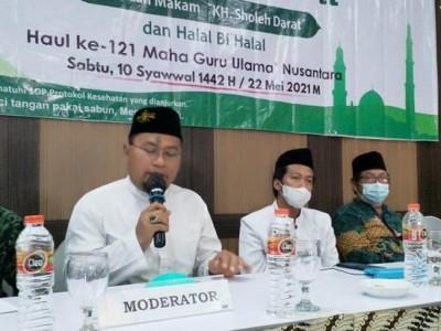 Jadikan Destinasi Wisata Religi, Makam Mbah Sholeh Darat Semarang Ditata Ulang