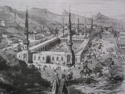 Kaum Yahudi Madinah pada Zaman Nabi Muhammad