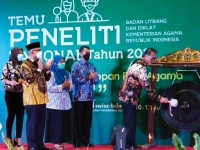 45 Tahun Balitbang Kemenag Berkontribusi dalam Pembangunan Nasional
