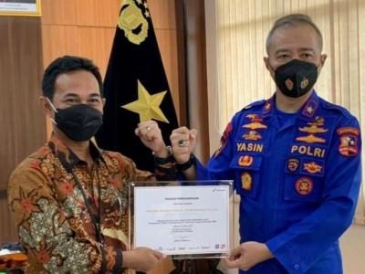 Kesigapan Polair Polri Cegah Pencurian 400 Ribu Liter Solar Bersubsidi di Tuban