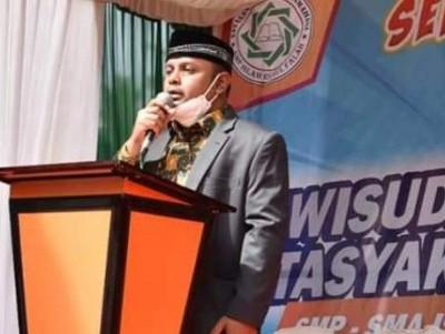 Ketua NU Aceh Besar Ingatkan Orang Tua Terus Dukung Pendidikan Anak