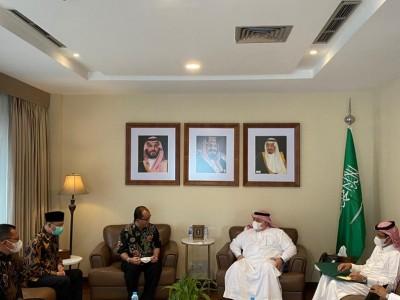 Persiapan Haji 2022: Menag Bakal ke Arab Saudi, Tim Kemenag Temui Dubes