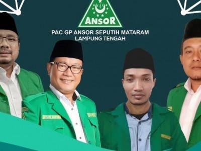 Langkah GP Ansor Lampung Tengah Cetak Kader Militan dan Berkualitas