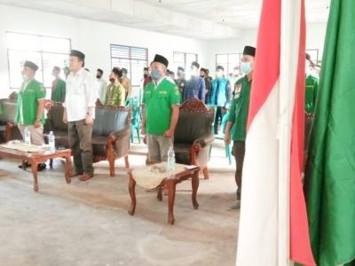 Eko SY Simanjuntak Terpilih Menjadi Ketua GP Ansor Kabupaten Simalungun
