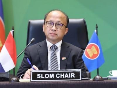 Wakili Indonesia di Forum  G20-LEMM Italia, Sekjen Kemnaker Minta Dialog Sosial Diperkuat