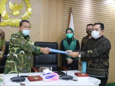 FPKB Perjuangkan 10.000 Instalasi Air Bersih di Kalimantan Selatan