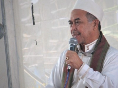 Hadapi Ujian Pandemi, Mustasyar PCNU Garut Ijazahkan Shalawat KH Wahab Chasbullah
