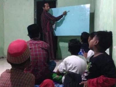 Kisah Santri Lasem Jadi Guru Ngaji di Sekitar Hutan Tuban