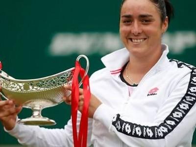 Ons Jabeur: Petenis Wanita Arab Pertama Juarai Turnamen WTA