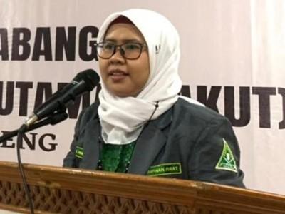 Pelajar Putri NU Sulsel Diajak Perkuat Ruang Diskusi Sebarkan Islam Ramah