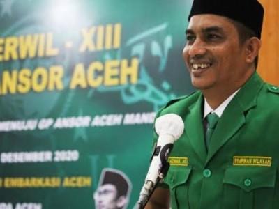 Ketua Ansor Aceh: Jadi Kader Ansor itu Berkah Ulama