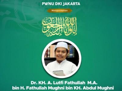 Satu Lagi Ahli Hadits dari Betawi, KH Ahmad Lutfi Fathullah, Berpulang