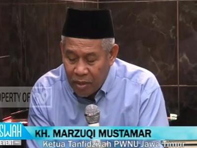 Kiat Jaga Taubat menurut Kiai Marzuki Mustamar