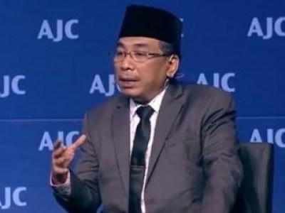 Islam Nusantara is Indonesian Religious Identity, Gus Yahya Says in the US