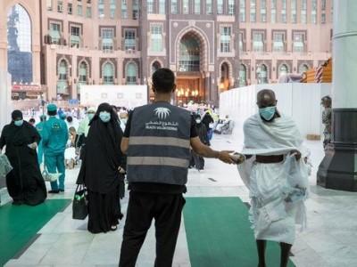 Saudi Terjunkan 500 Relawan Kesehatan Bantu Jamaah Haji