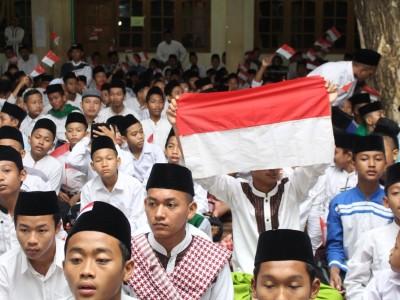 Pesantren as Nationalism Anchor
