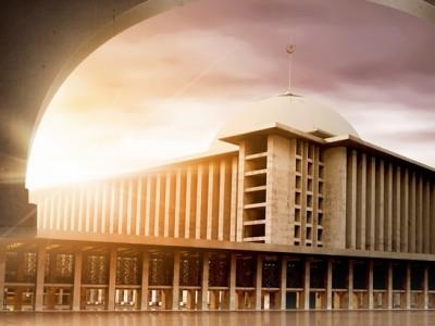 Masjid Istiqlal Gelar Takbiran Virtual
