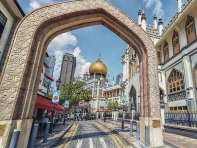 Shalat Idul Adha di Singapura Terbatas bagi Orang Tervaksinasi Penuh