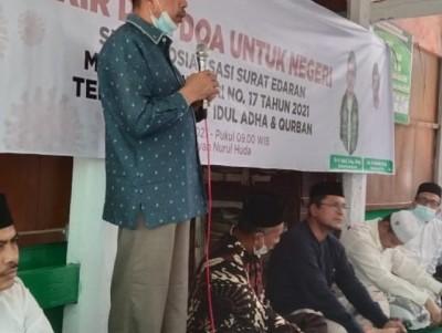 Kunjungi Pesantren di Pidie, Kakanwil Kemenag Aceh: Perkuat Optimisme!