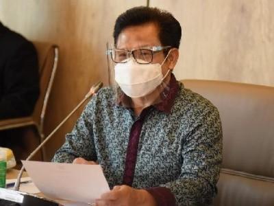 Wakil Ketua DPR Desak Pemerintah Fokuskan Anggaran untuk Vaksinasi