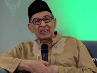 Prof Quraish Shihab: Kematian adalah Konsekuensi Kehidupan