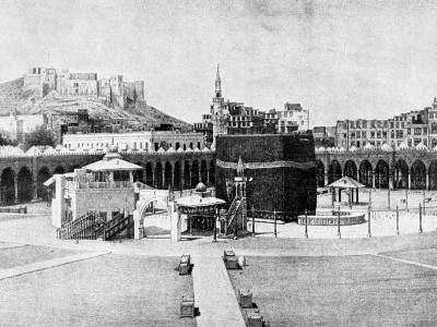 Rasulullah Tidak Melupakan Makkah