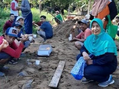 Bermodal 50 Juta, Muslimat NU Kalbar Dirikan Pesantren di Atas Lahan 900 Meter
