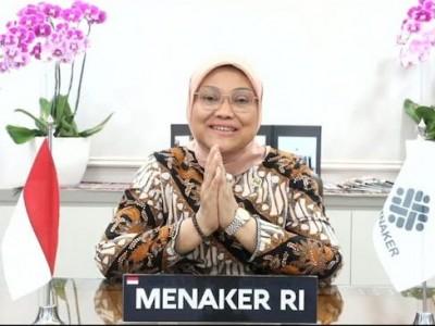 Nakes Gugur di Medan Pandemi, Kemnaker-IDI Gelar Pelatihan TanggapDarurat Covid-19